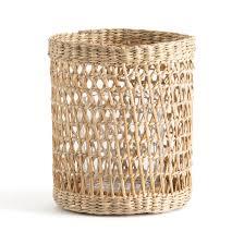 <b>Подсвечник</b> из стекла и плетения, kezia <b>La Redoute</b> Interieurs   La ...