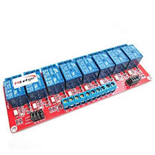 HiLetgo 12V 8 Channel Relay Module with OPTO ... - Amazon.com