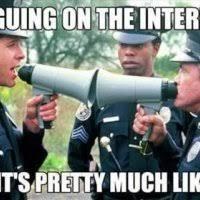 Police Academy Funny Quotes. QuotesGram via Relatably.com