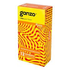 <b>Презервативы GANZO NEW</b> JUICE, No12 (Ароматизированные ...