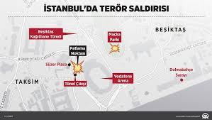 İstanbul'daki terör saldırısında gözaltı kararı