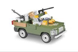 <b>Конструктор COBI</b> Джип Tactical support vehicle COBI-2157 ...