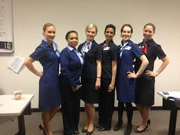 tips to succeed in flight attendant training winged wayfarer some of my fellow trainees when we finally saw the light at the end of the