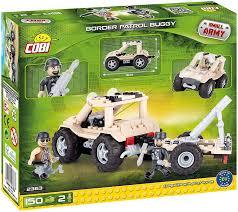Купить <b>конструктор COBI Border Patrol</b> Buggy 2363 > цены COBI ...