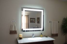 cute diy vanity table mirror with lights bathroom lighting ideas square wall mounted