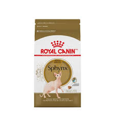 Food for <b>Sphynx adult</b> cats - <b>Royal Canin</b> | Mondou
