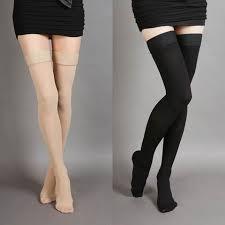<b>Hot</b>-<b>sale Varicose Veins</b> Stockings <b>Thigh</b> High 25-30 mmHg Medical ...