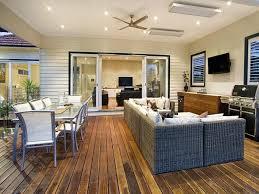 outdoor living design bbq
