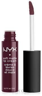 <b>Жидкая</b> помада для губ - <b>NYX Professional Makeup</b> Soft Matte Lip ...