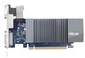 <b>Видеокарта ASUS GeForce GT</b> 710 954MHz PCI-E 2.0 2048MB ...