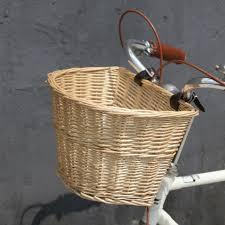 <b>Tourbon Bike</b> Basket Wicker Bicycle Front Handlebar Woven ...