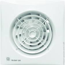<b>вентилятор вытяжной Soler & Palau</b> Silent-200 CZ белый
