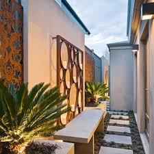 designs outdoor wall art: outdoor wall art for beautiful yet attractive exterior design
