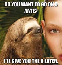 Smooth Sloth!! ;) on Pinterest | Sloths, Sloth Memes and Creepy Sloth via Relatably.com