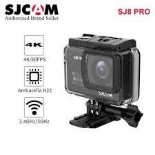 Buy <b>Action Camera</b> SJCAM SJ8 Pro <b>ULTRA</b>-HD 4K 60FPS <b>WiFi</b> ...