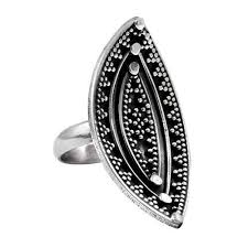 925 Sterling Ring - A <b>Antique 925 Sterling Silver</b> Ring 100% Export ...