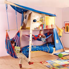 girls room playful bedroom furniture kids: playful children furniture kids beds with canopies and hammocks