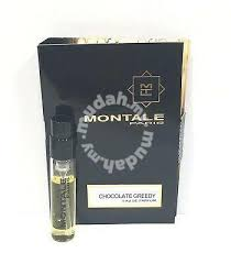 <b>Montale chocolate greedy</b> for women and men vial - Health ...