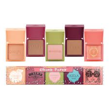 Buy <b>Benefit</b> Cosmetics <b>Cheek</b> Party <b>Mini</b> BOP Makeup Kit | Sephora ...