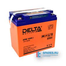 Аккумуляторная <b>батарея Delta DTM</b> 1255 I - 11 280 руб. СПЭЙРС ...