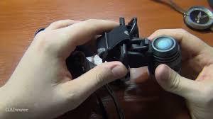 Обзор налобного <b>фонаря</b> XM-L T6 <b>Headlamp</b> - YouTube