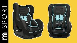 <b>Sport</b> | <b>Car Seat</b> Installation | Instruction Manual - YouTube