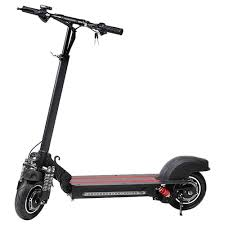GYL002 <b>Electric</b> Scooter 600W x2 Dual Motor 10 Inch Tire Black