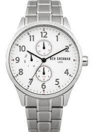 <b>Ben Sherman Часы WB004SM</b>. Коллекция Spitalfields Multi-Function