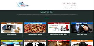 portfolio our clients software web development company in hubli trend alyze