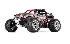 <b>Радиоуправляемый монстр WLToys</b> Ace Speed 4WD RTR 1:18 2.4G