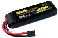 <b>Аккумулятор Black Magic 11.1V</b> 6400mAh 30C LiPo TRX plug BM ...