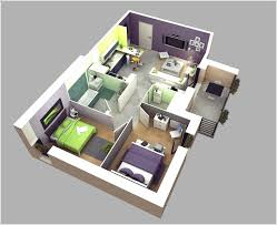 3 awesome 3d floor plans