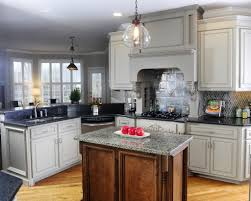 Grey Stained Kitchen Cabinets Cordial Kitchen Cabinets Wrap Colors Grey Lear In Grey Kitchen