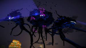 Image result for minecraft story mode wither storm
