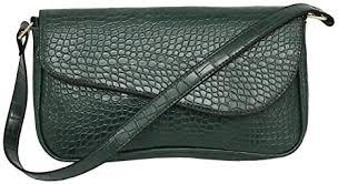 Fashion <b>Crocodile</b>-<b>Pattern</b> Women Crossbody Bag <b>PU</b> Leather ...
