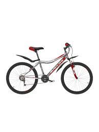 <b>Велосипед Black One Ice</b> 24 серый/красный/белый Black One ...