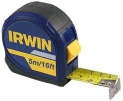 <b>Рулетка Irwin</b> ОРР метрическая/британская <b>5 м</b>/16ft 10507788 ...