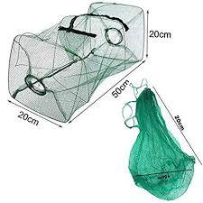 Buy Hunting Hobby <b>Fishing</b> Foldable Storage Net <b>Bag</b>, Foldable ...