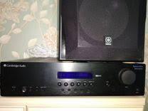 <b>Стереоусилитель Cambridge Audio Edge</b> A демо купить в ...