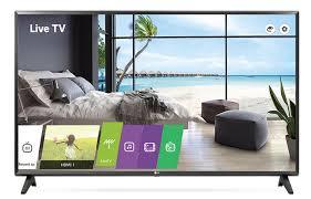 "49"" <b>Commercial</b> Lite TV   Hospitality & Hotel TVs   <b>LG</b> US Business"