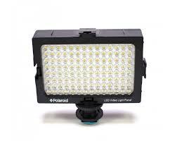 <b>Накамерный</b> постоянный <b>свет</b> Polaroid 112 <b>LED</b> купить по ...