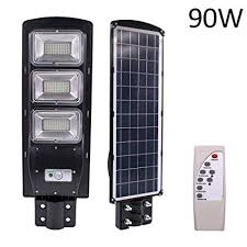 Amazon.com: <b>outdoor Solar Street</b> Light,Fheaven 30/60/<b>90W LED</b> ...