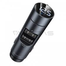 <b>Baseus Energy Column Car</b> Wireless MP3 Charger 5.0+5V/3.1 ...