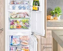 <b>Встраиваемые</b> двухкамерные <b>холодильники Liebherr</b> — купить в ...