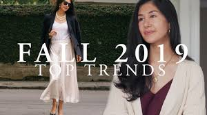 Fall <b>2019 Fashion</b> Trends | Top Fall Trends - YouTube