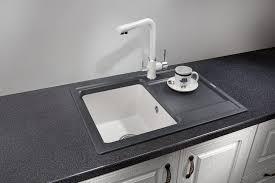 <b>Кухонная мойка</b> Hibrid HI-65 - прямоугольная с крылом купить
