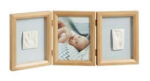 <b>Рамочка</b> тройная <b>Baby Art</b> деревянная артикул 34120172 купить ...