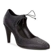 Отзывы о женских <b>туфлях ECCO SHAPE 75</b> POINTY 269513/01001