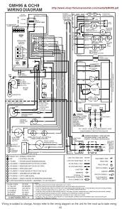 wiring diagram for goodman furnace the wiring diagram 2 stage thermostat wiring diagram nilza wiring diagram