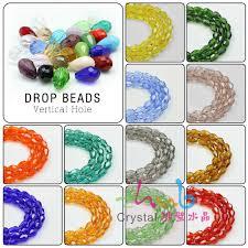 <b>Crystal Drop</b> Beads 3x5/6x8/8x12/10x15mm Red Miyuki <b>Teardrop</b> ...